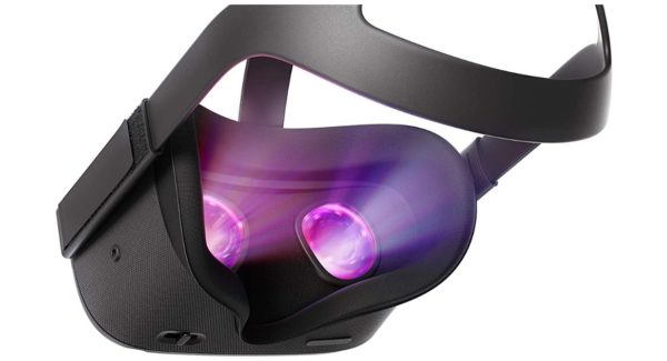 Oculus Quest All-in-one VR Gaming Headset 128GB by BestCartReviews
