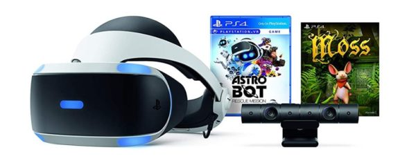 PlayStation VR - Astro Bot Rescue Mission Moss Bundle by BestCartReviews