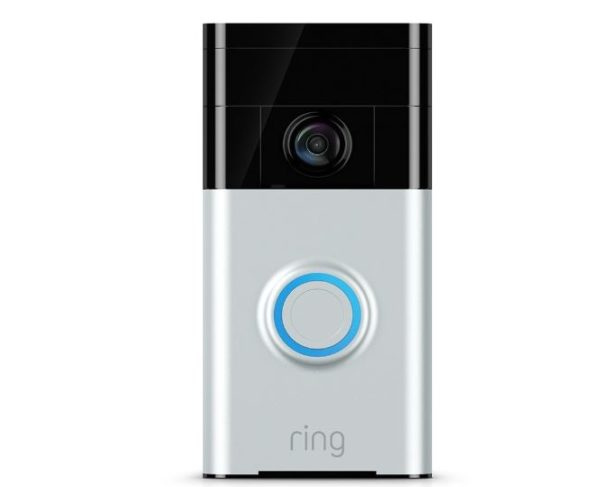 Ring Video Doorbell–HD video, motion activated alerts, easy installation - BestCartReviews