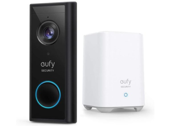 eufy Door Camera-Wireless Video Doorbell Battery-Powered - BestCartReviews