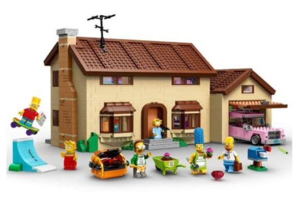 lego the simpsons house 71006 - BestCartReviews