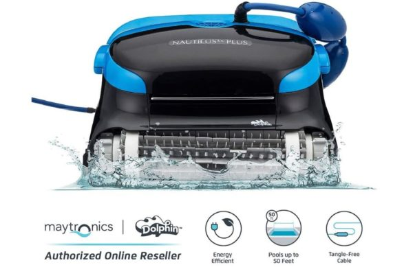 Dolphin Automatic Robotic Pool Cleaners - BestCartReviews
