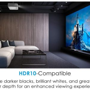 7 Best 4K Projectors for Incredible Home Theater - Brings Movie Night 2021