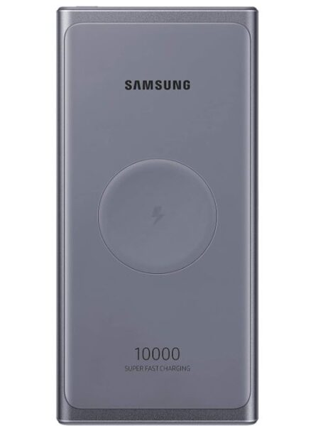 SAMSUNG 10,000 mAh Super Fast 25W Portable Wireless Charger Charger Battery Pack