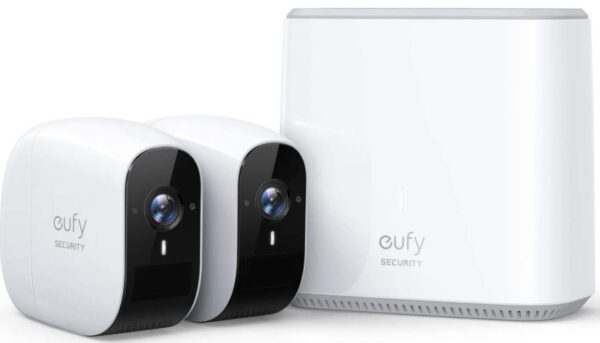Eufy Wireless Home Security Camera System - BestCartReviews