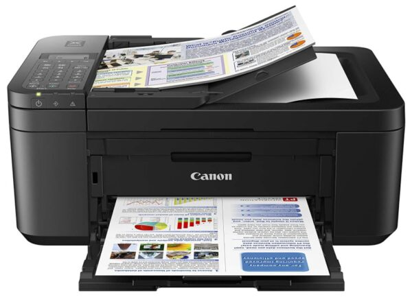 Printers-Canon PIXMA TR4520 Wireless All in One Photo Printer with Mobile Printing by BestCartReviews