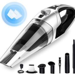 7+ Best Portable Car Vacuum Cleaner Cordless to Keep Your Car Clean in Few Minutes!!