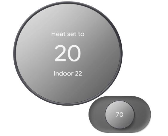 Google Nest Thermostat - Smart Thermostat for Home - Programmable WiFi Thermostat by BestCartReviews