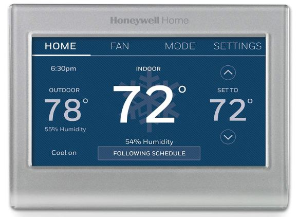 Honeywell Home RTH9585WF1004 Wi-Fi Smart Color Thermostat by BestCartReviews